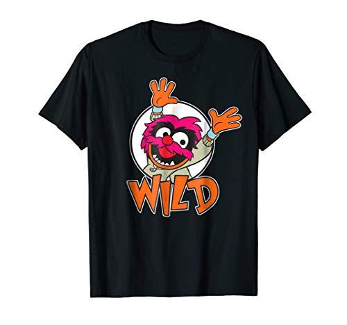 Disney Muppet Babies Wild Animal T-shirt