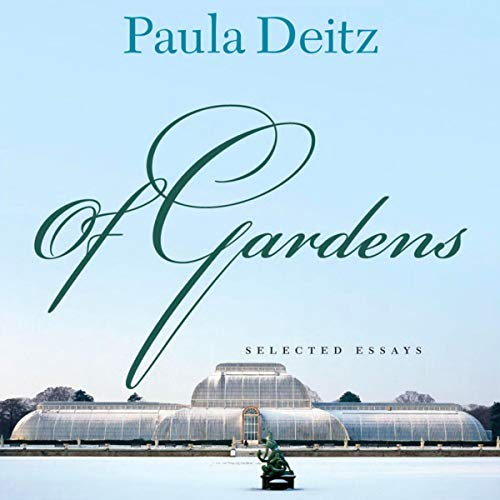 Of Gardens  By  cover art