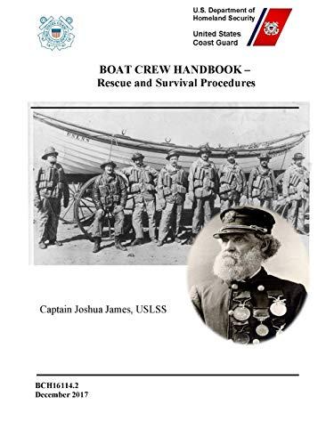 Boat Crew Handbook - Rescue and Survival Procedures (BCH16114.2 - December 2017)