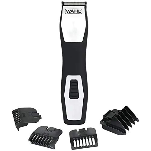 Wahl India Adjustable and Rechargeable 6 Position Beard Trimmer (Black)