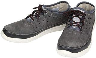 【安全靴】ヘルスニット 403 グレー 26.0cm カジュアルシューズ