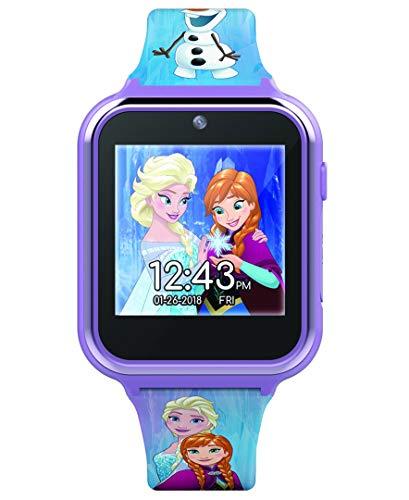 Disney Unisex Kinder Digital Uhr mit Silikon Armband FZN4151