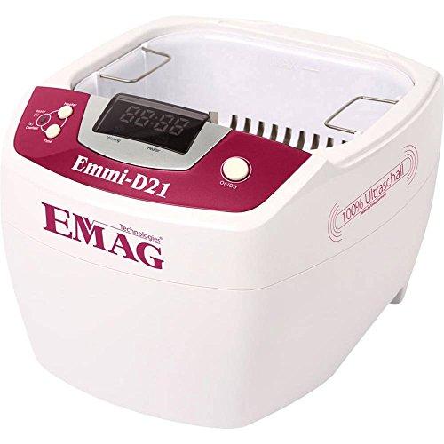 Emag Emmi D21 Ultraschallreiniger 80W 2l mit Heizung