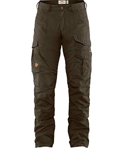 Fjällräven Herren Sport Trousers Barents Pro Hunting Trousers M, Dark Olive, 54, 90222