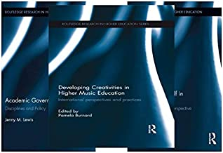 Routledge Research in Higher Education (50 Book Series)