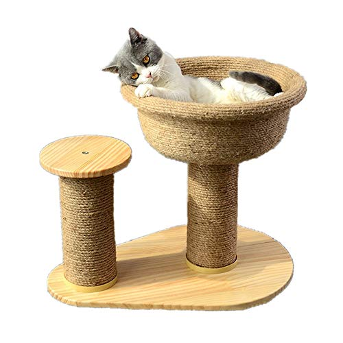 Cat Activity Trees Cat Play Tower Four Seasons Universal Large Sisal Cat Scratching Cat Toy Small Cat Climbing Frame Cat Tree Cat Litter Play Toy Cat Cave Cat House