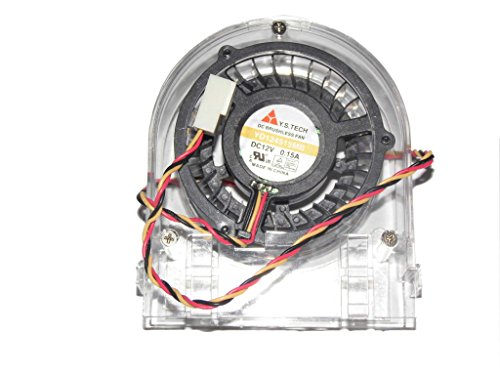 Y.S. Tech 45 mm yd124515mb 12 V 0,15 A 3 Cable para Asus 48 placa base BIOS Ventilador