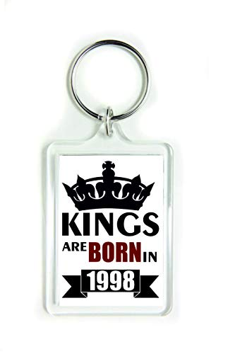 Porte-clés Acrylique 10976 Kings are Born in 1998