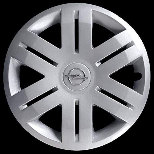 Algemene Opel VIVARO wieldoppen Quattro (4) 5912/6 diameter 16 inch logo verchroomd