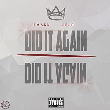 Did It Again - Single