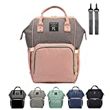 Diaper Bag Backpack,Mooedcoe Multifunction Travel Back Pack,Maternity Nappy Bag