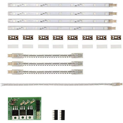 Velleman 169216RGB LED Light Strip for K8400Vertex