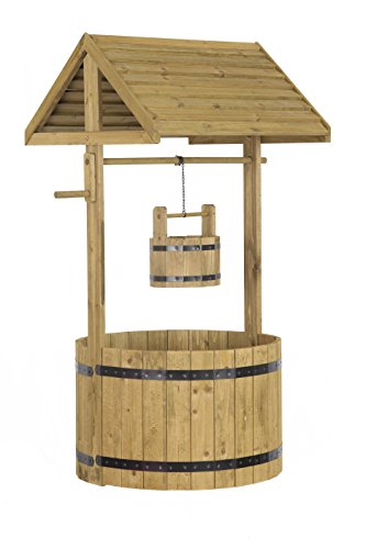 Smart Garden Products 5020010 De Agua, Marrón, 100x48x48 cm