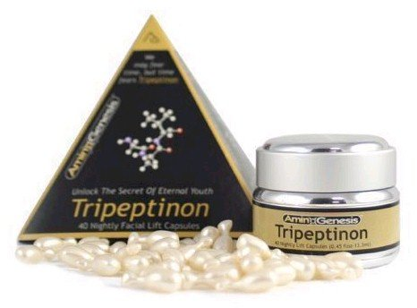 AminoGenesis Tripeptinon - Facial Lift Capsules
