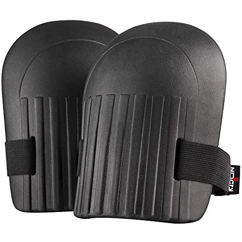 NoCry Home & Gardening Knee Pads - with Lightweight Waterproof EVA Foam Cushion, Soft Inner Liner,...