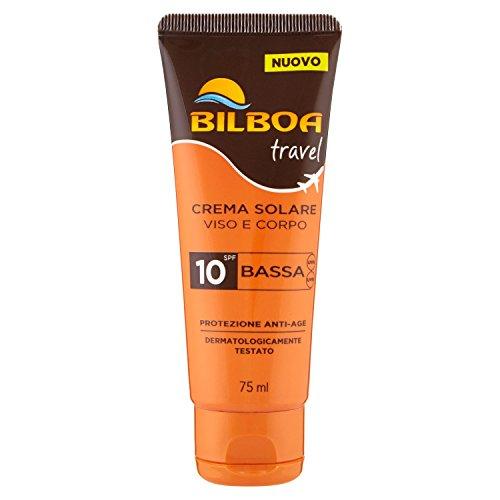 ambre solaire Bilbao Travel Solaire Crema SPF10 75 ml