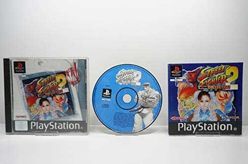 PS1 - Street Fighter Collection 2
