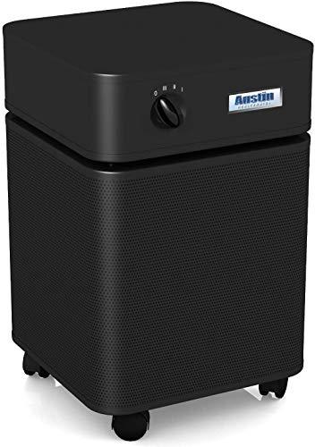 Austin Air HealthMate Air Purifier B400B1, Standard, Black 1500 sq feet 3 speed