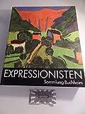 Expressionisten. Sammlung Buchheim - wolf-dieter-dube-herbert-pee-katja-laske-museen-der-stadt-koln