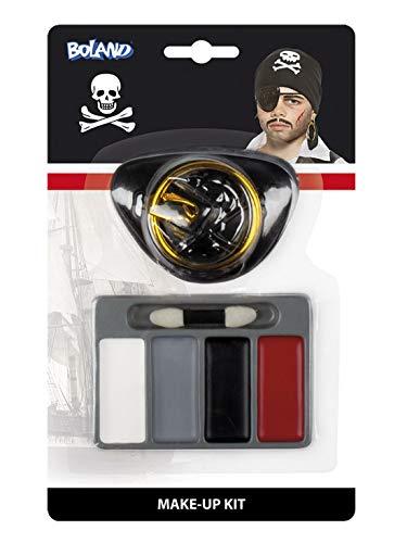 - Piraten Make Up Kit