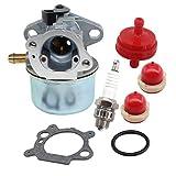 AISEN Carburetor for 790120 693909 694202 692648 499617 499974 121602 120682 Toro 20011 20027 20038 Walk Behind Mower MTD Power Washer Scotts