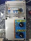 Desconocido Cuadro eléctrico para Piscina con Transformador AC 50W.