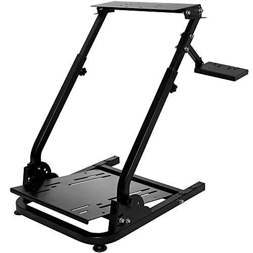 Zootopo G920 Racing Lenkradständer für G27,G25,G29 Gaming Racing Simulator Wheel Stand Racing Wheel Stand Pro Wheel and Pedale Not Included