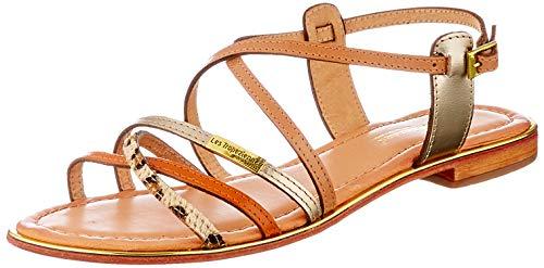 Les Tropéziennes par M. Belarbi C23230, open sandalen met sleehak Dames 41 EU