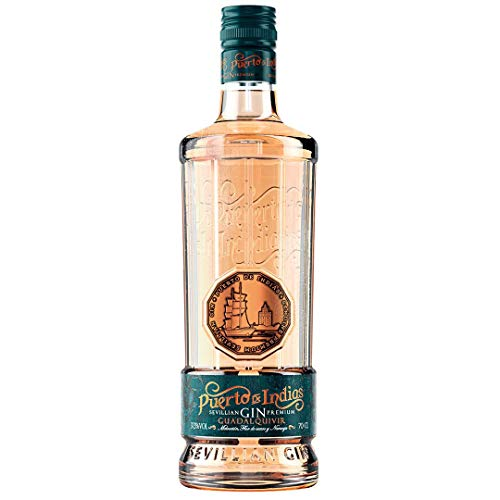 Puerto de Indias Botella 0,70 L Gin Pdi Guadalquivir 37,5% - 700...
