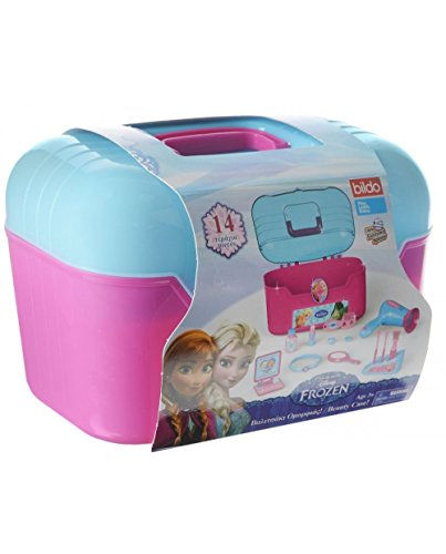 Bildo 8711 Frozen Beauty Case - Funda para Maquillaje, Multicolor