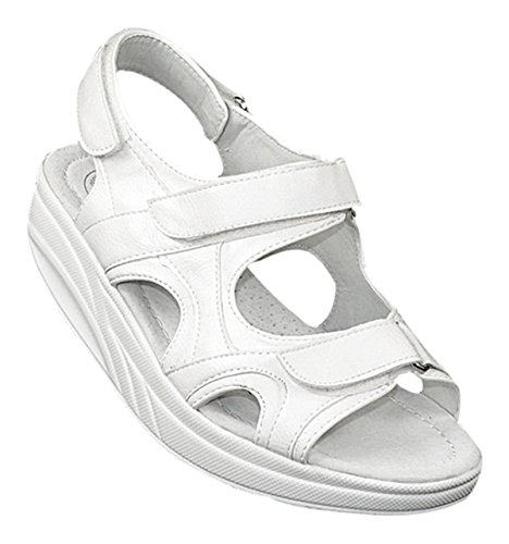 Bootsland 100 Sandalen Fitnessschuhe Gesundheitsschuhe Damen, Schuhgröße:36