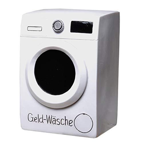 Udo Schmidt GmbH & Co Spardose Waschmaschine Geldwäsche Sparschwein
