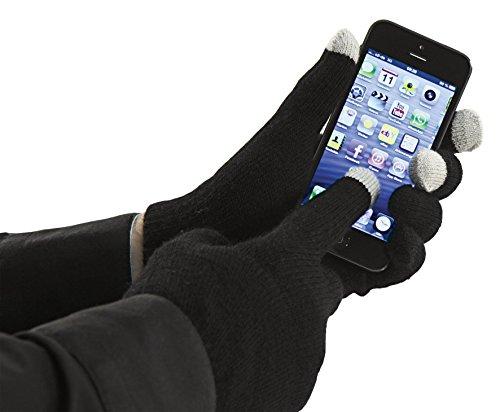 No-Name touchscreen-handschoenen voor iPhone, iPad & iPod en voor vele andere touch-apparaten
