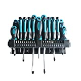 SunOrigin 37 Pieces Screwdriver Set with Storage Rack, Magnetic Screwdrivers Driver Kit, Professional Repair Tool For Home. Wonderful Gift for Father, Friends, Boyfriends and Colleagues