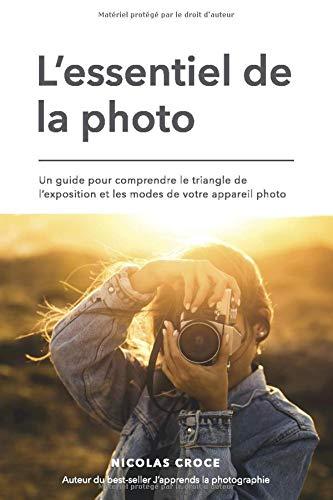 petit un compact Principes de base de la photo: guide pour comprendre les triangles d'exposition et les modes d'exposition…
