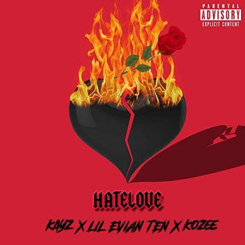 Kayz040 & Kozee feat. Lil Evian Ten