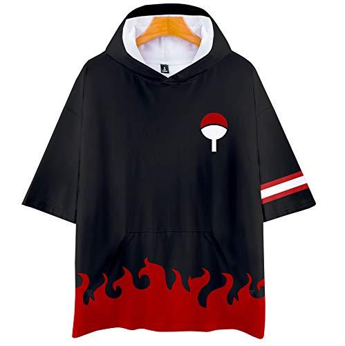 maglia naruto Maglietta Anime Uomo Donna
