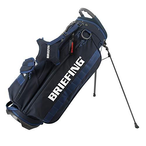 [ブリーフィング] ゴルフ キャディバッグ 9.5型 47インチ対応 5分割 CR-4#02 メンズ BRG203D21 BRIEFING ゴ...