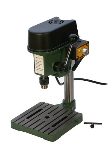 Review Small Benchtop Drill Press by EuroTool