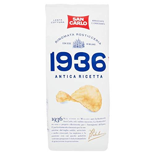 San Carlo Patatine senza Glutine, 150g