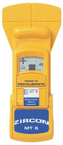 Zircon MetalliScanner MT6 Professional Metal Detector
