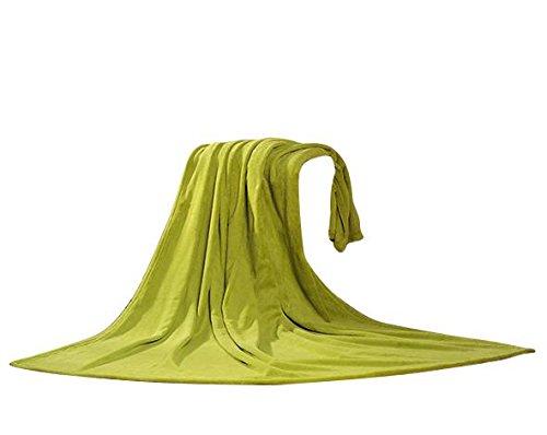 Gözze Memphis Tagesdecke XXL, grün, 180 x 220 cm, 88767-80-8020