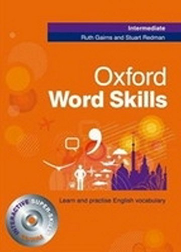 『Oxford Word Skills: Intermediate: Student's Pack (Book and CD-ROM)』のトップ画像