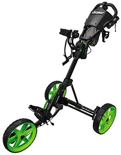 clicgear(クリックギア) ゴルフカート モデル3.5+ ジャパンバージョン(チャコール/ライム)