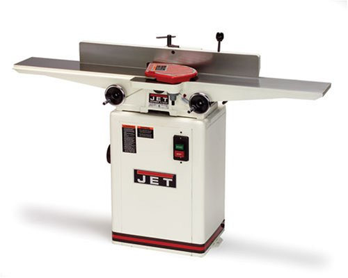 JET 708457DXK JJ-6CSDX 6-Inch 1 HP Jointer with Quick-Set...
