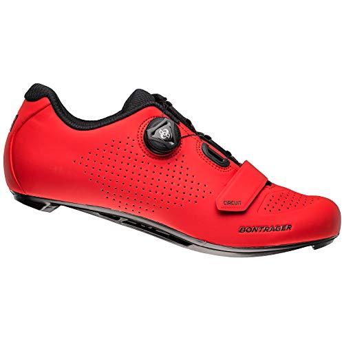 Bontrager Circuit Rennrad Fahrrad Schuhe rot 2021: Größe: 46