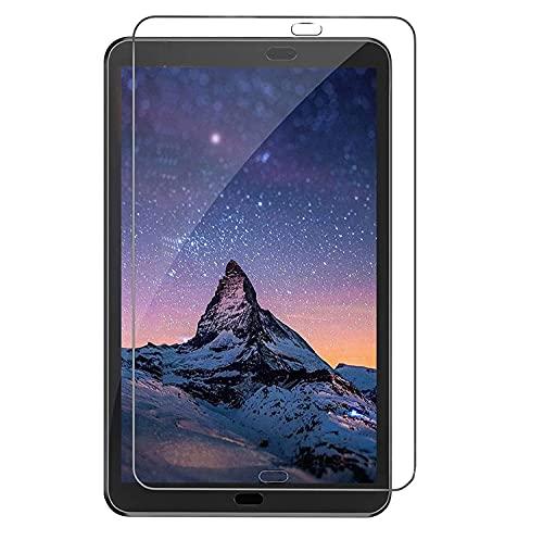 Samsung Galaxy Tab A 10.1 T580 T585C Protector de Pantalla WEOFUN Cristal Templado para Samsung Galaxy Tab A 10.1 2016 T580 T585C Vidrio Templado Protector [0.33mm, 9H, Alta Transparencia]