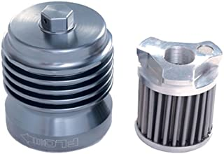 PC Racing PCS1 Flo Stainless Steel Reusable Oil Filter