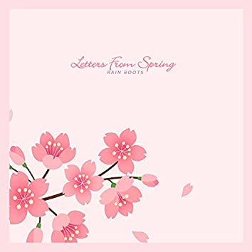 봄이 보낸 편지