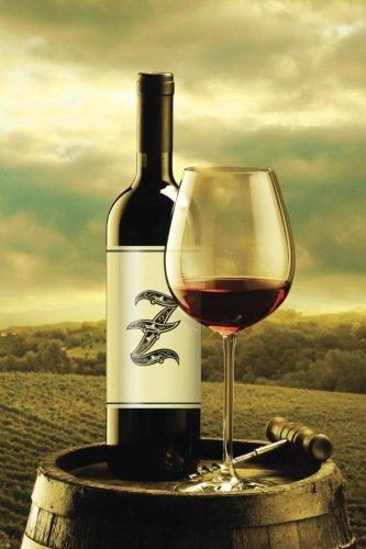 Monogram 'Z' Wine Journal: Volume 26 [Lingua Inglese]
